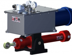 EHM Actuator with HiLo BiRo